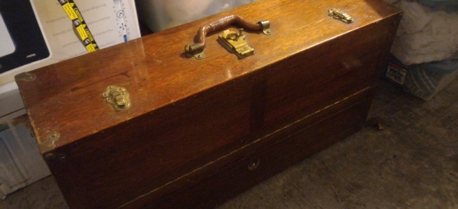 Old Woodworker's Toolbox